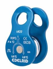 Seilrolle / Umlenkrolle für Industriekletterer, die Höhenarbeit und für Flaschenzüge