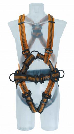 Auffanggurt für den Steigschutzaufstieg (Aufstieg an Steigleitern)