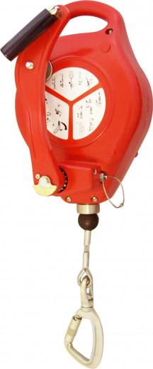 ISC Höhensicherungsgerät BLOCK R (15 m mit Hubfunktion)