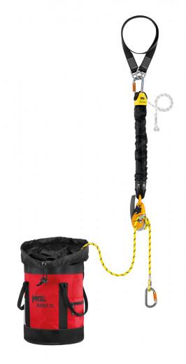 Petzl Jag Rescue Kit Rettungssystem