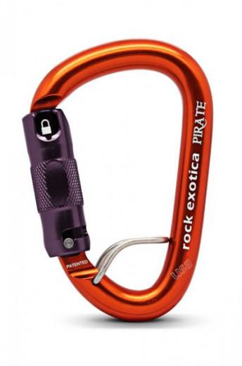 Rock Exotica Pirate Wire Eye Automatikkarabiner