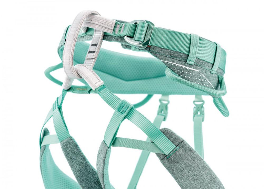 Klettergurt Damen Gebraucht : Petzl selena klettergurt für damen