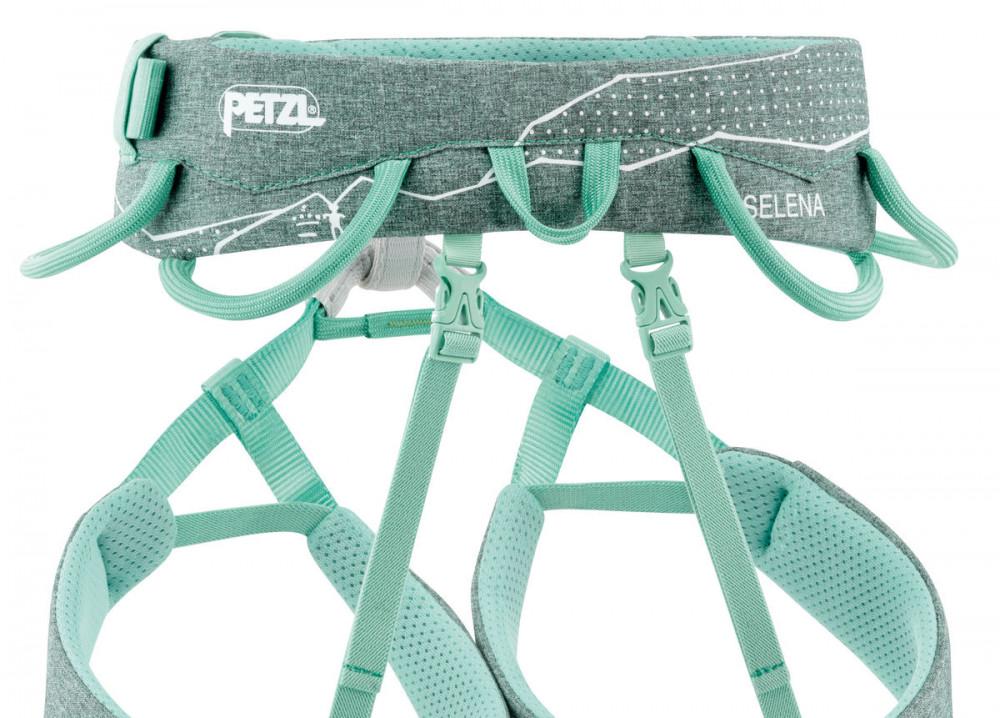 Climbing Technology Klettergurt : Petzl selena klettergurt für damen
