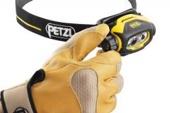 Petzl Pixa 3 Stirnlampe (3 Leuchtmodi) ATEX