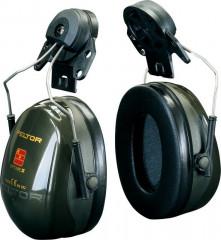 Gehörschutz gegen hohe Lärmbelastung