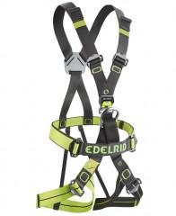 Bewährter Bändergurt für Klettersteig von Edelrid