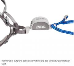 Petzl SCORPIO VERTIGO Klettersteigset nach EN 958:2017