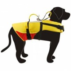 Kong - schwimmfähiges Hundegeschirr MAGOTE