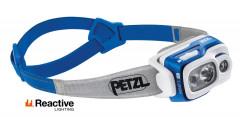 Kompakte, extrem leistungsstarke, aufladbare Stirnlampe Petzl Swift RL
