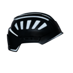 Reflektierende Aufkleber für Skylotec Inceptor GRX Helme