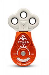 Rock Exotica Hydra Seilrolle mit drehbarer Riggingplatte