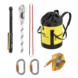 Set zur Absturzsicherung - Petzl ASAP Vertical Lifeline