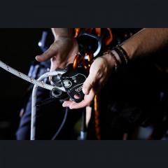 Abseilgerät / Sicherungsgerät Skylotec SIRIUS